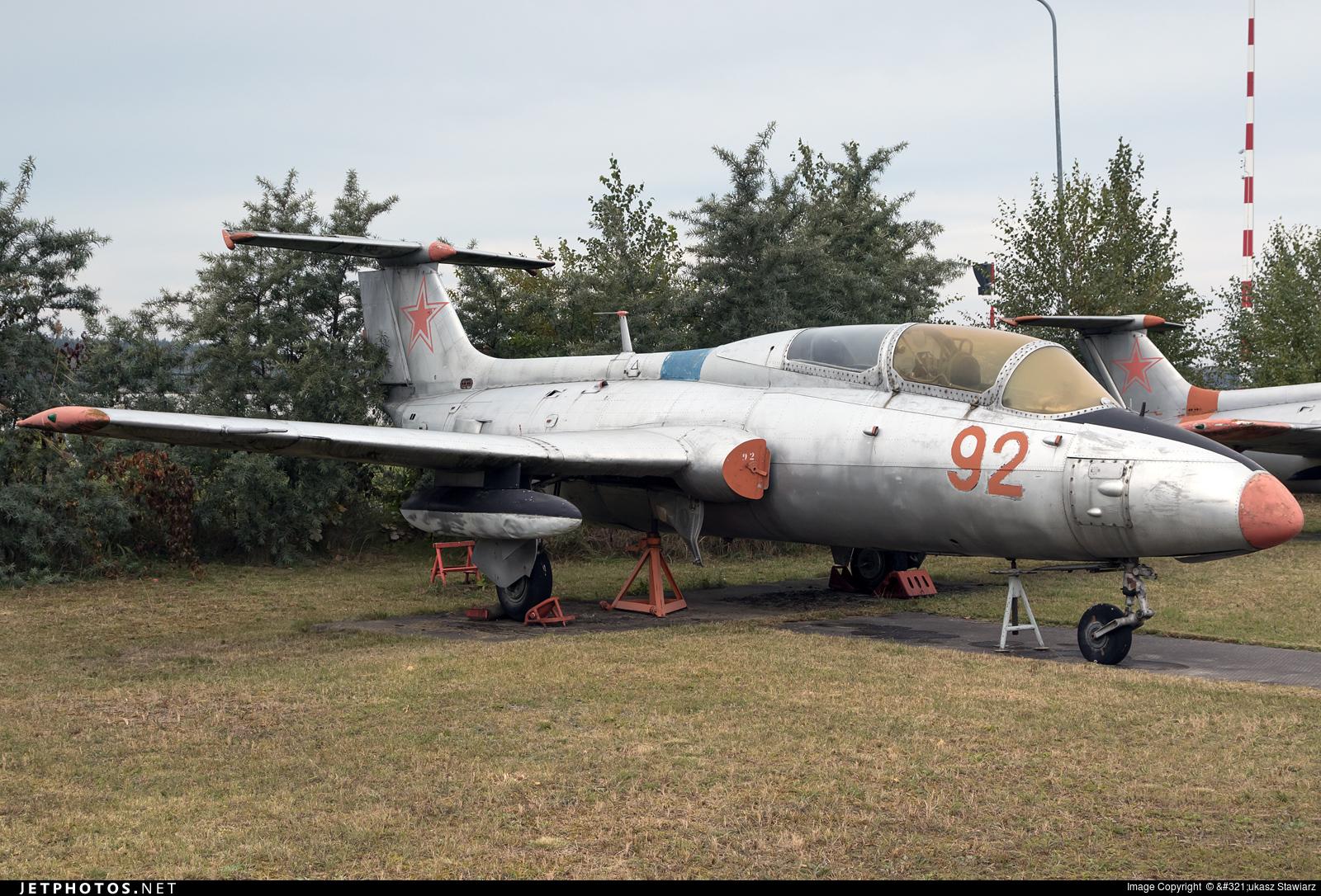 92 - Aero L-29 Delfin - Russia - Air Force