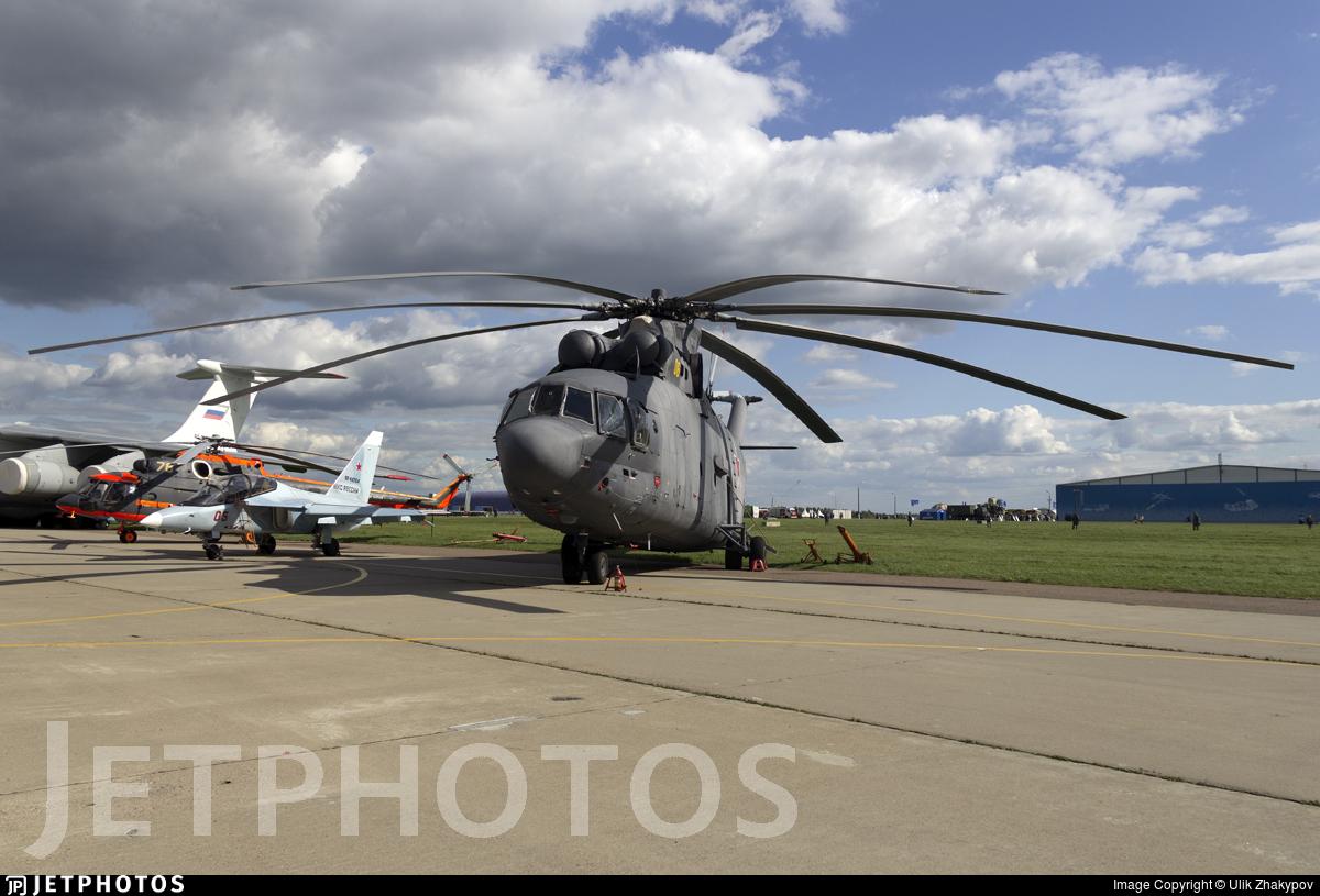 RF-95568 - Mil Mi-26 Halo - Russia - Air Force