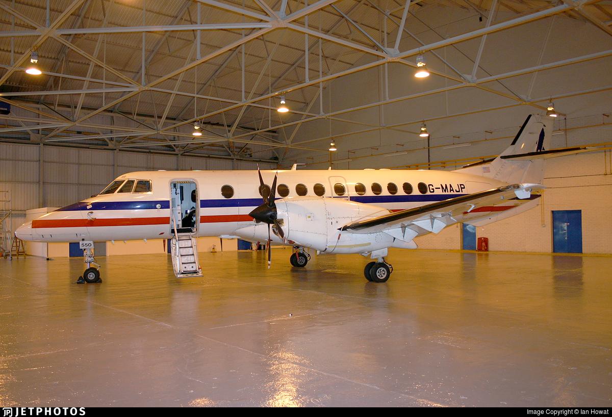 G-MAJP - British Aerospace Jetstream 41 - Eastern Airways