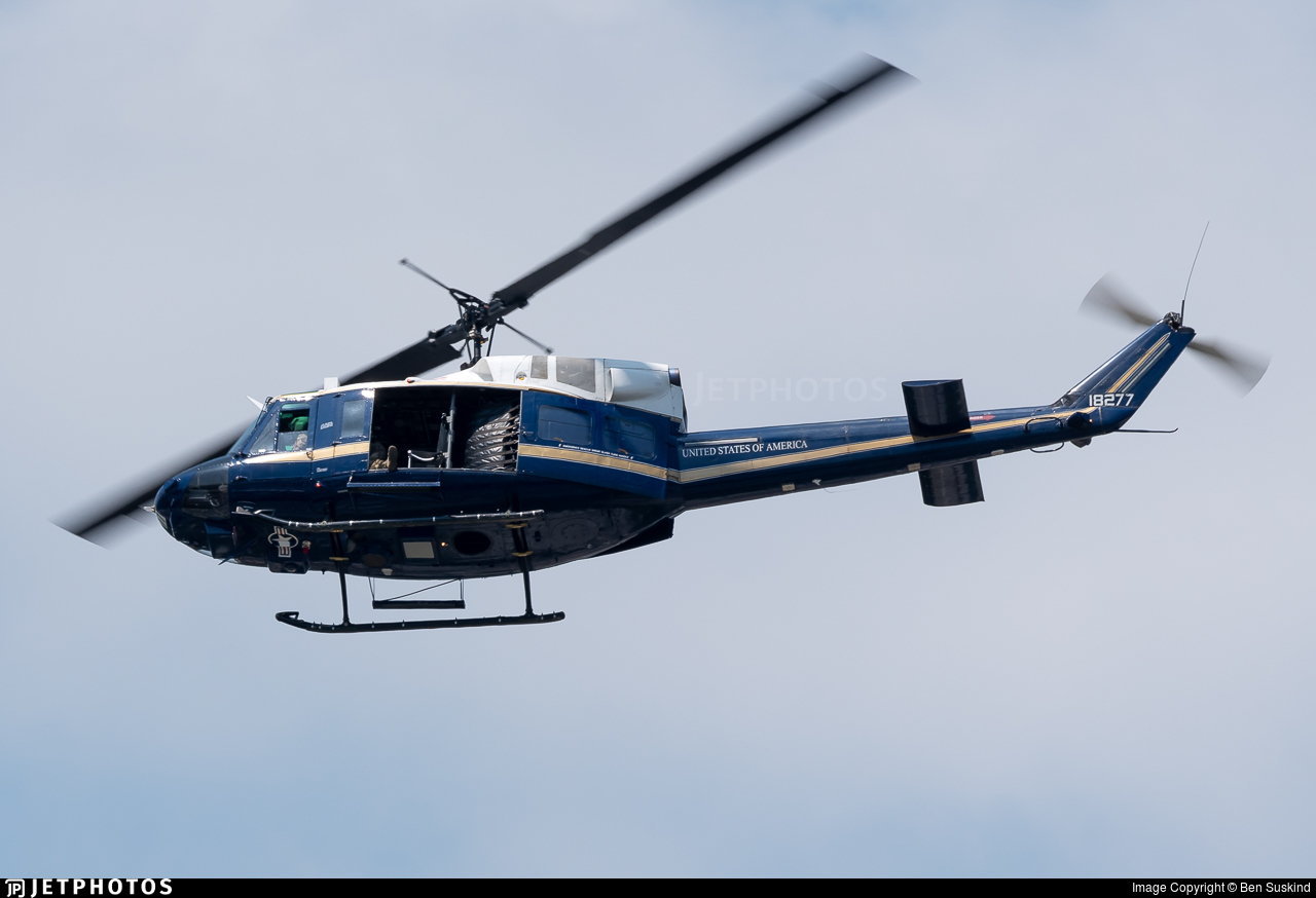 71-58277 - Bell UH-1N Iroquois - United States - US Air Force (USAF)