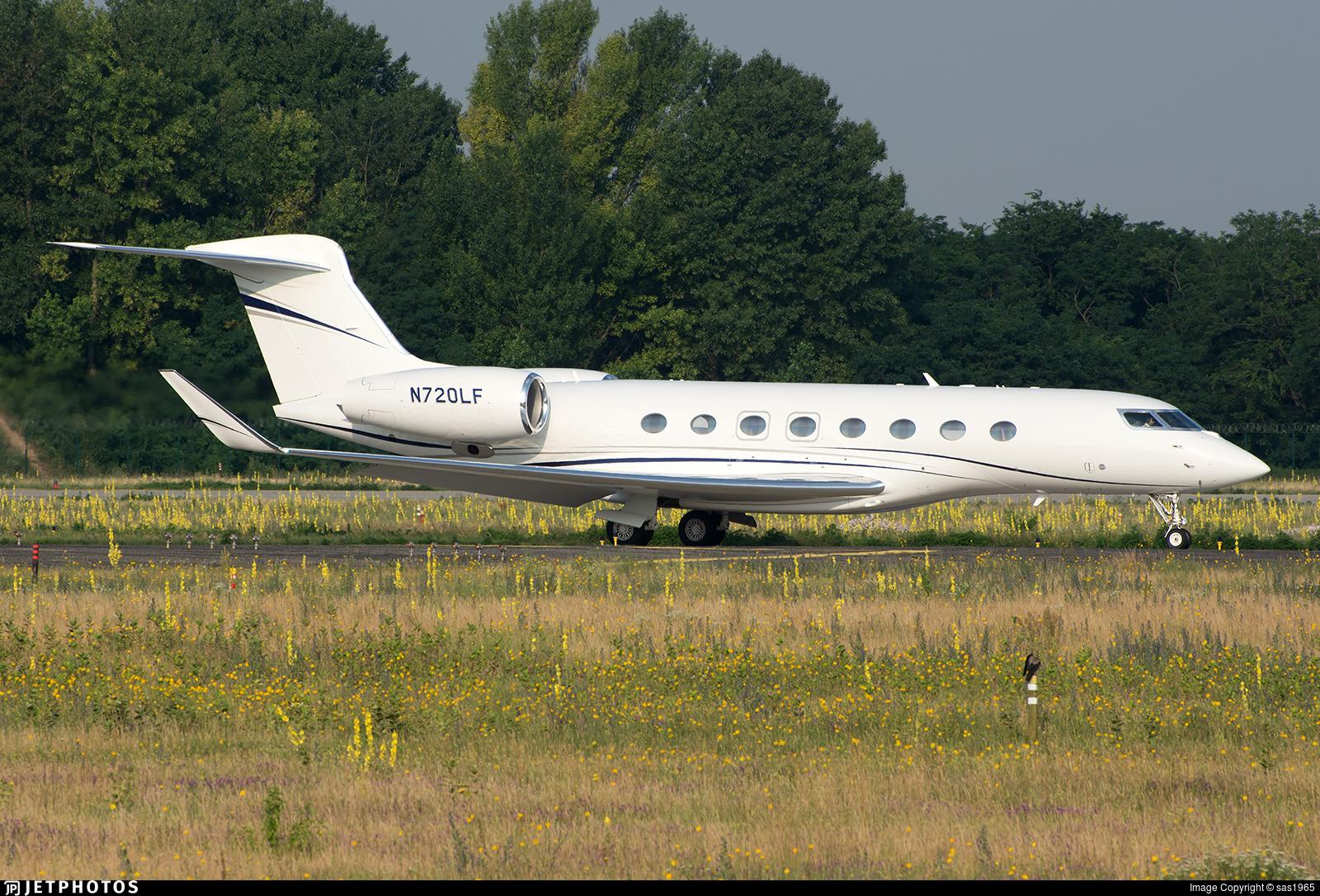 N720LF - Gulfstream G650ER - Private