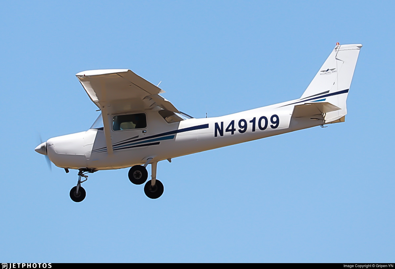 N49109 - Cessna 152 - Hillsboro Aero Academy