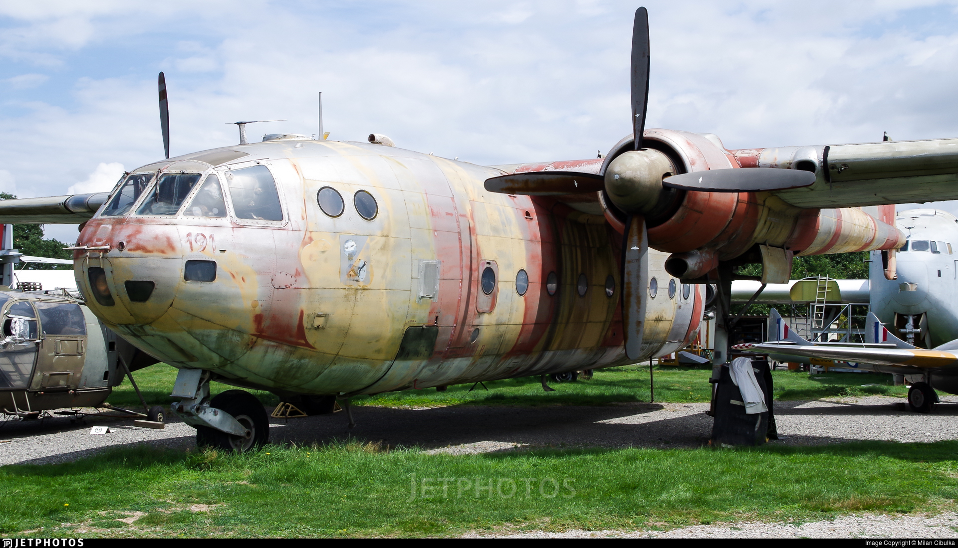 191 - Nord 2501 Noratlas - France - Air Force