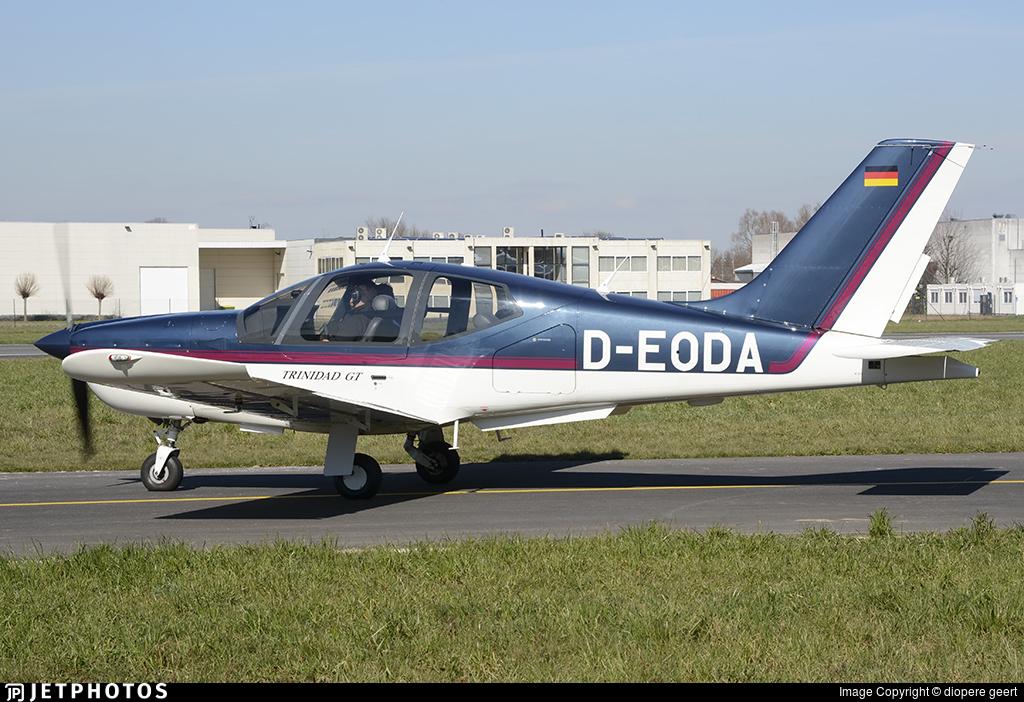D-EODA - Socata TB-20 Trinidad GT - Private