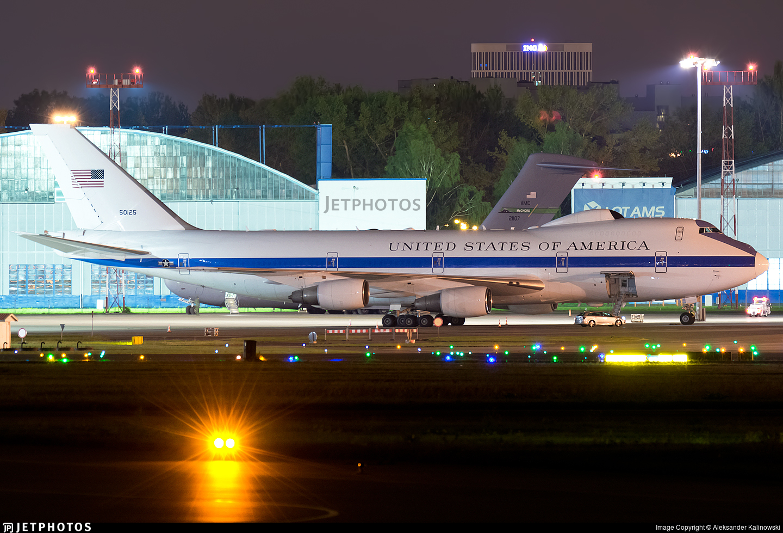 75-0125 - Boeing E-4B - United States - US Air Force (USAF)