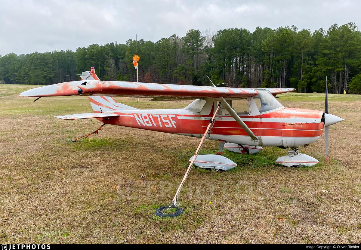 N8175F - Cessna 150F - Private