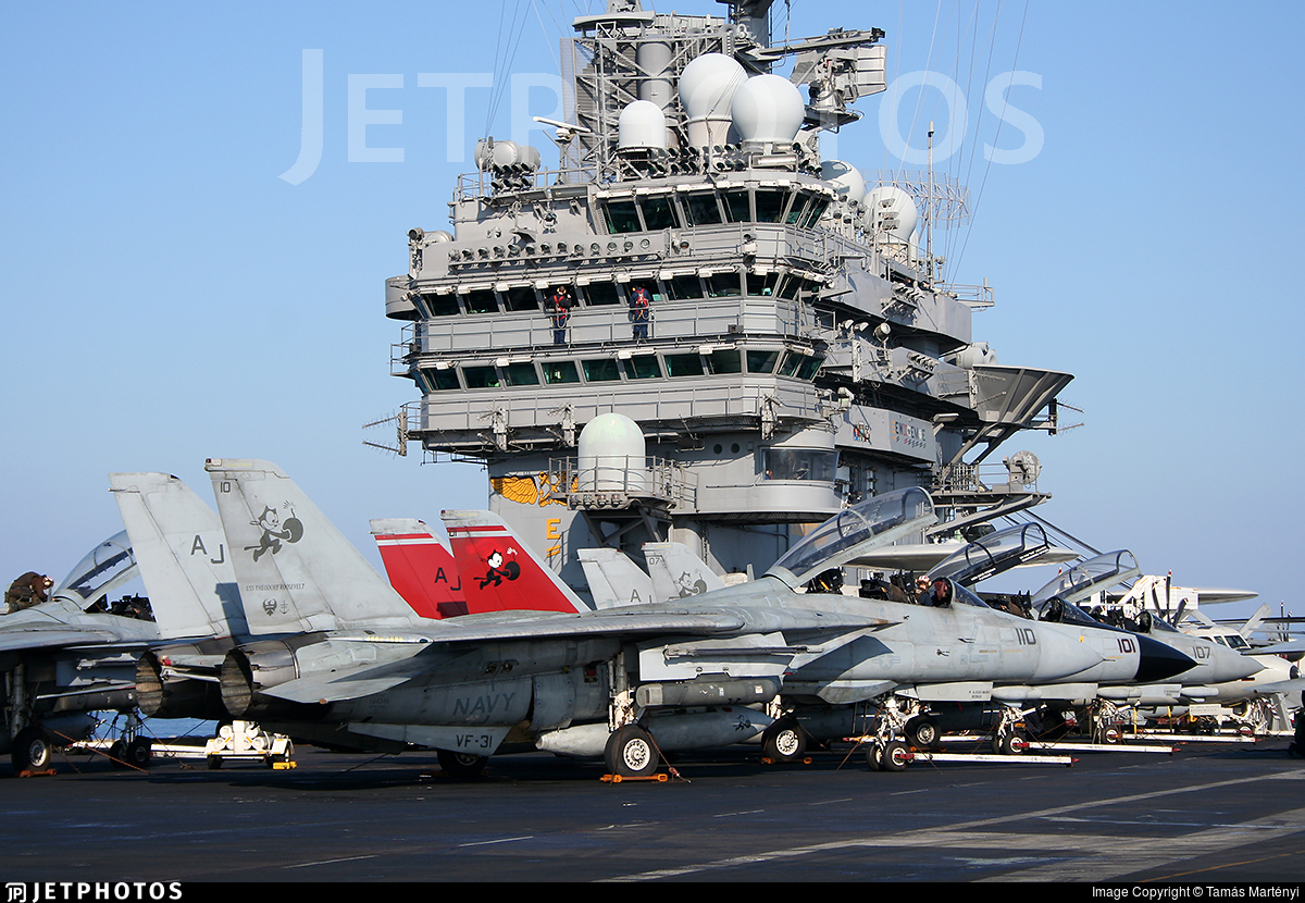 CVN-71 - Aircraft Carrier - United States - US Navy (USN)