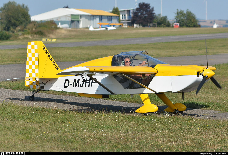 D-MJHP - Rans S-10 Sakota - Private