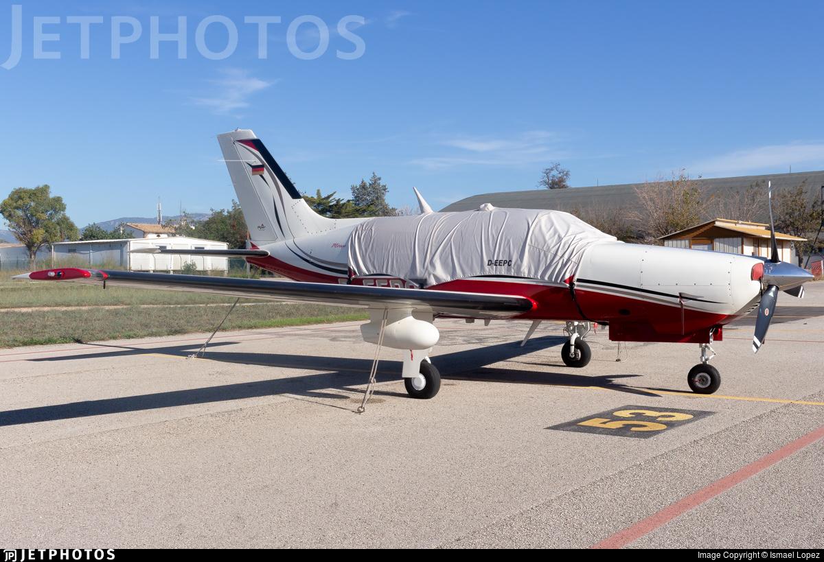 D-EEPC - Piper PA-46-350P Malibu Mirage - Private