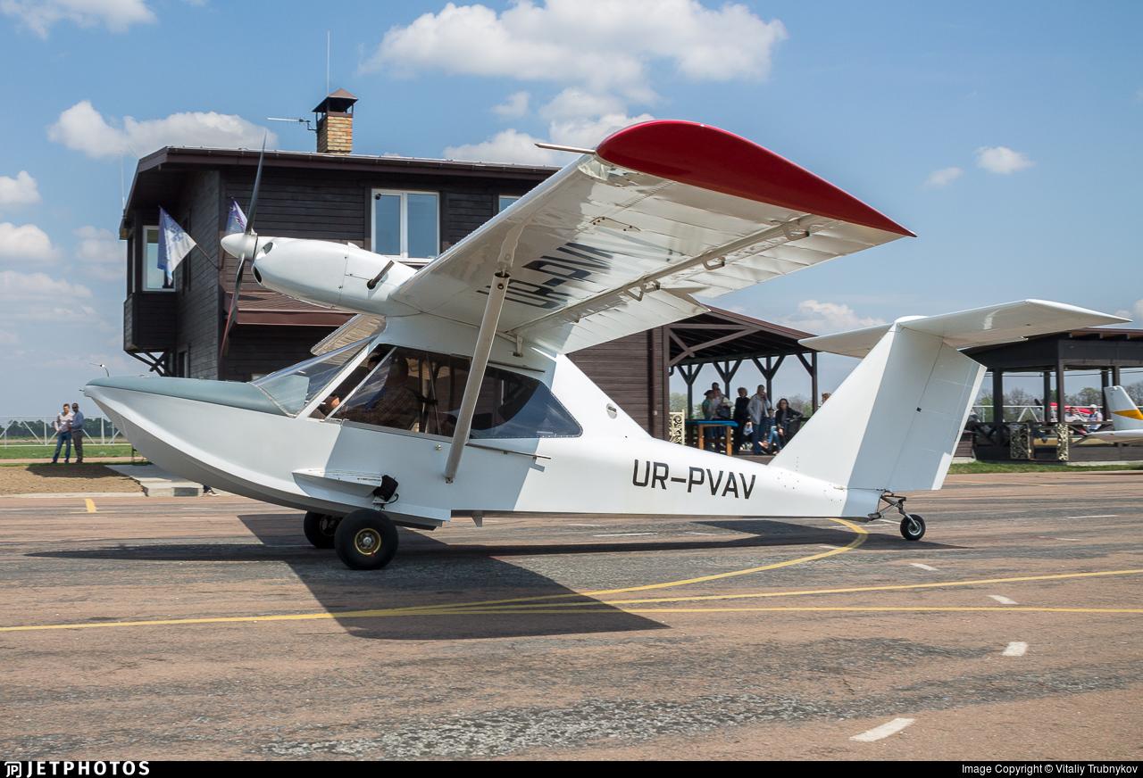 UR-PVAV - Aeroprakt A24 Viking - Private