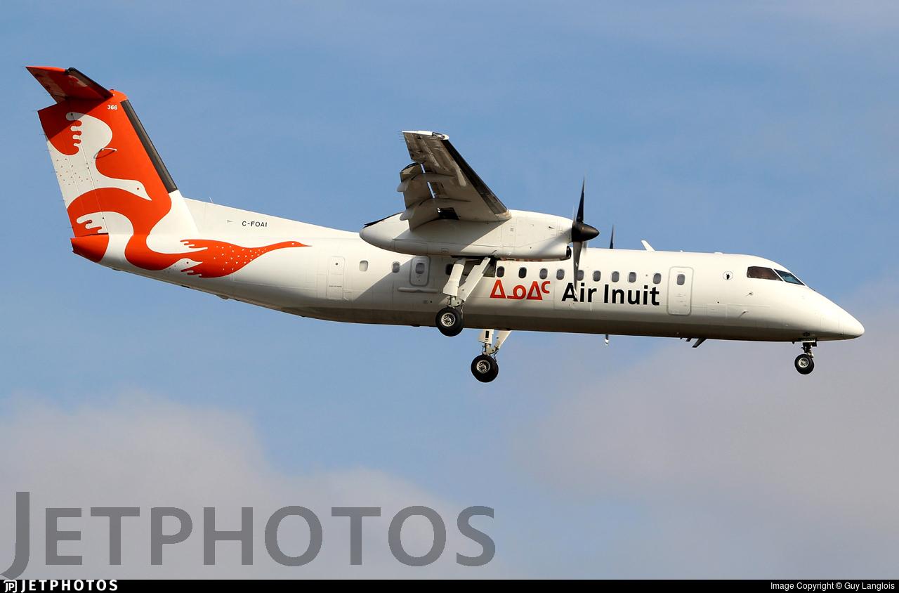 C-FOAI - Bombardier Dash 8-Q314 - Air Inuit