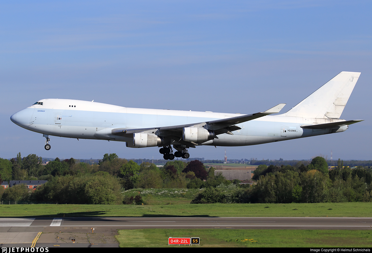 VQ-BWS - Boeing 747-467F(SCD) - Longtail Aviation
