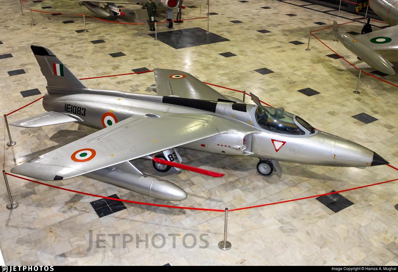 IE1083 - Folland Gnat F.1 - India - Air Force