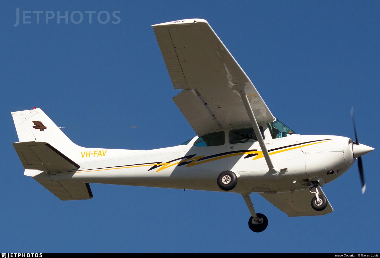 VH-FAV - Cessna R172K Hawk XP - Private