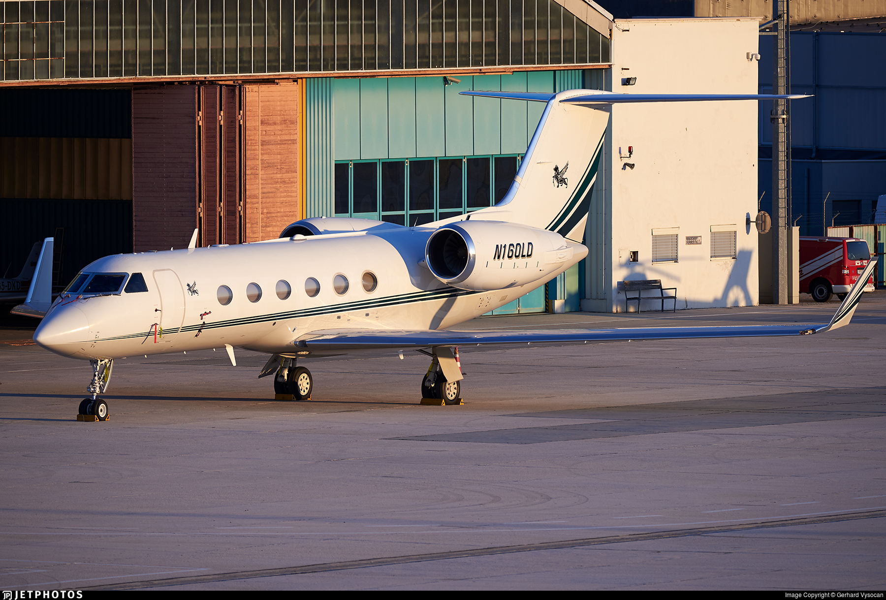 N160LD - Gulfstream G-IV - Private
