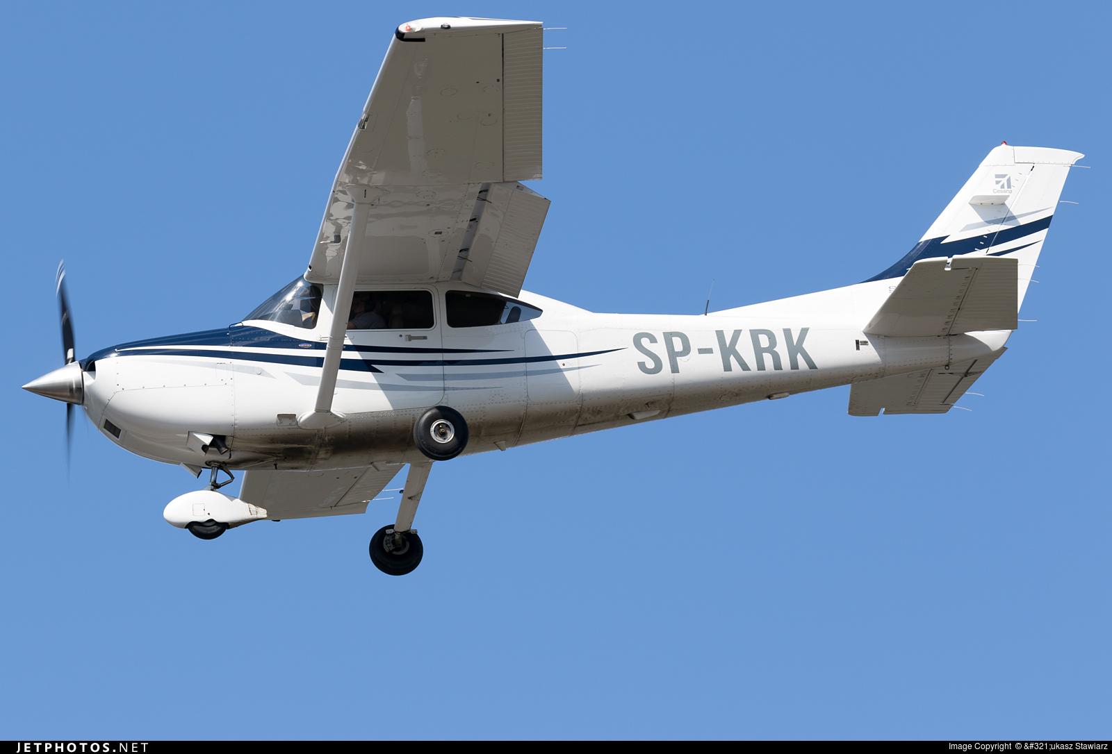 SP-KRK - Cessna T182T Skylane TC - Private