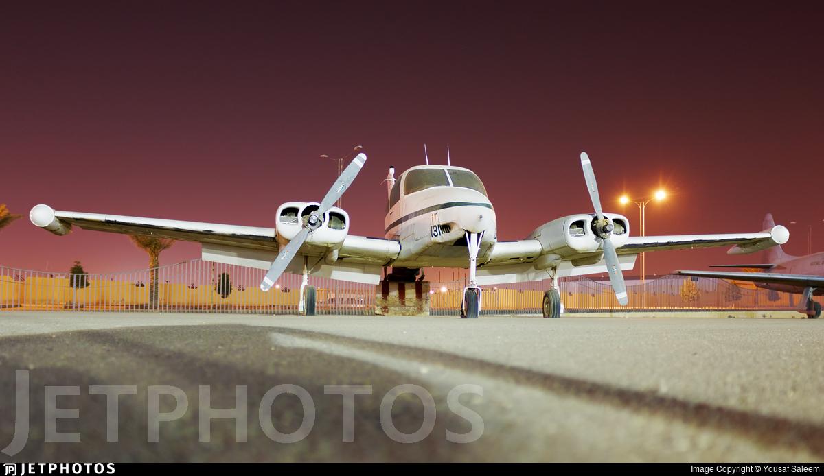 131 - Cessna 310K - Saudi Arabia - Ministry of Defense and Aviation