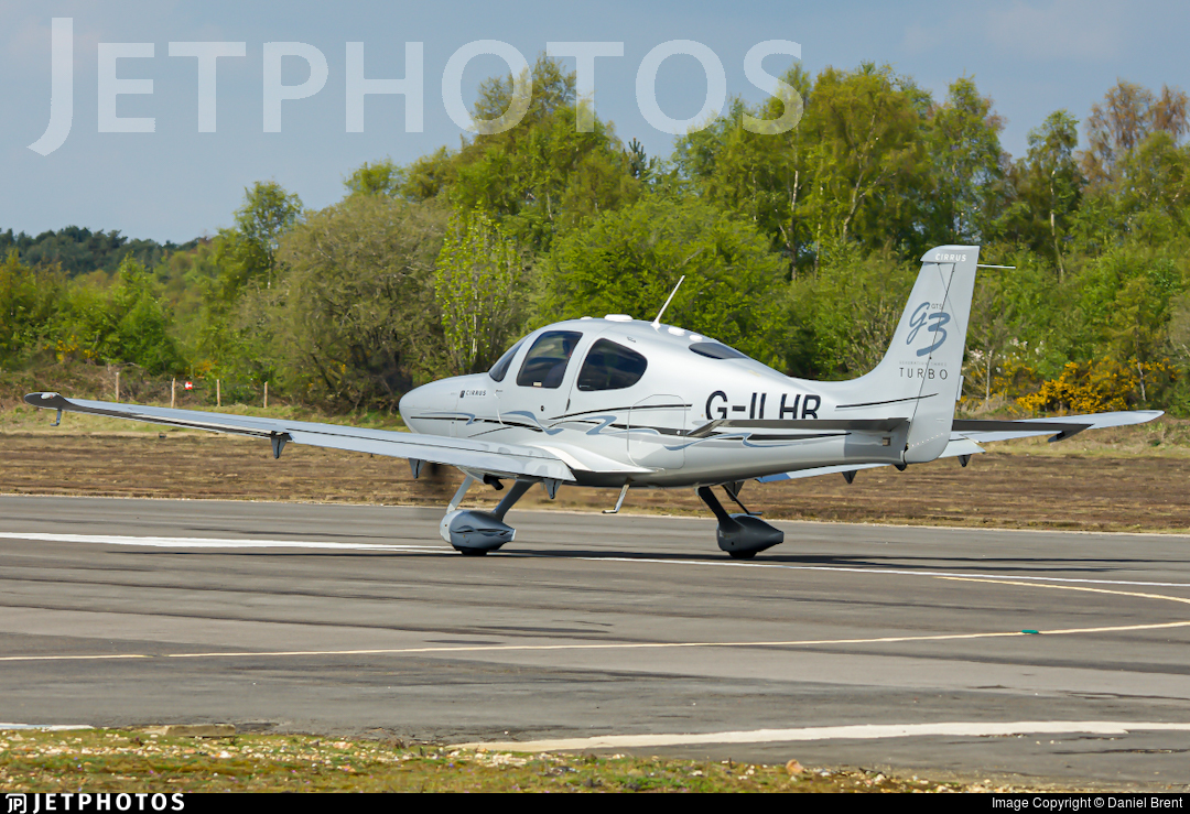G-ILHR - Cirrus SR22 G3 Turbo GTS - Private