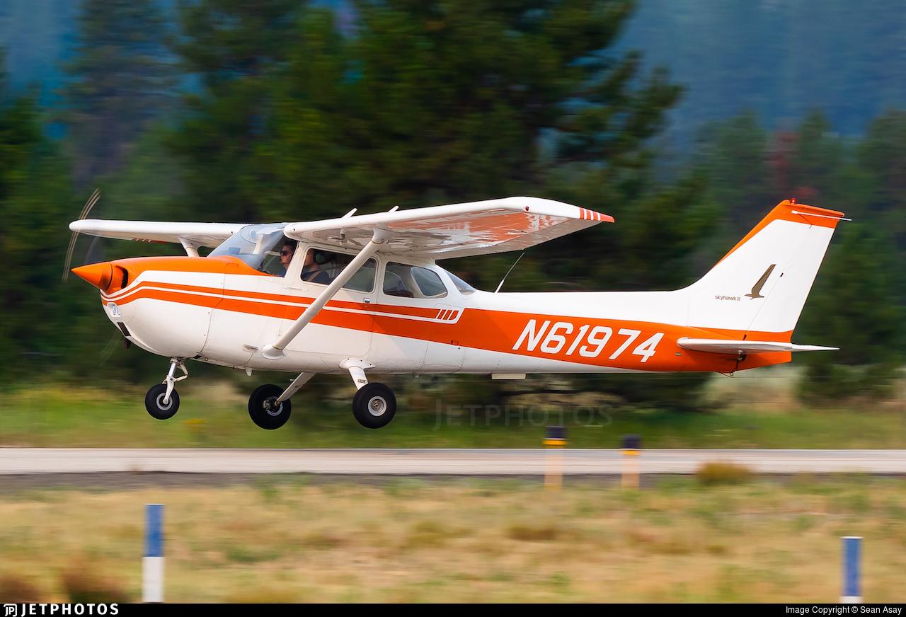 N61974 - Cessna 172M Skyhawk II - Private