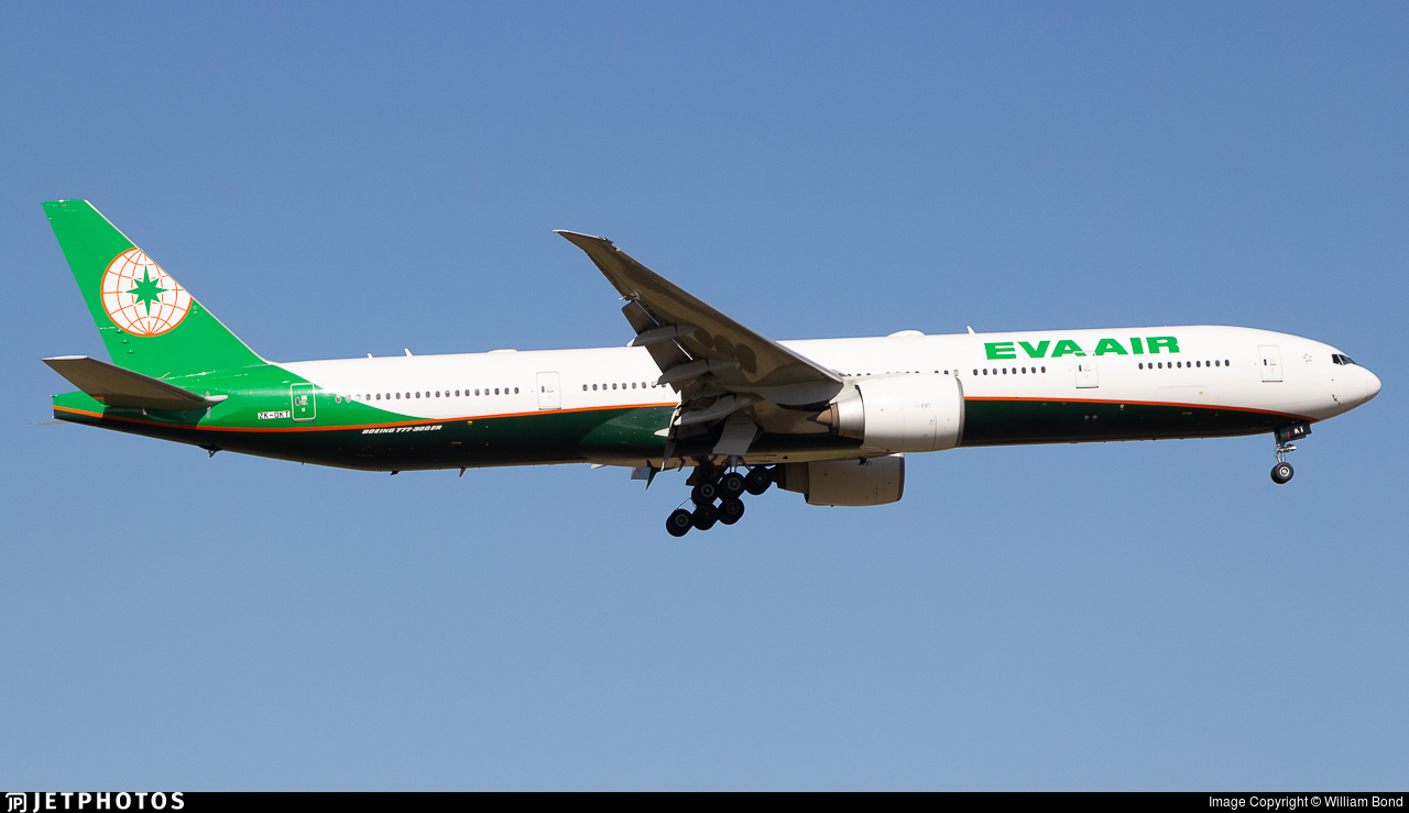 ZK-OKT - Boeing 777-35EER - Air New Zealand