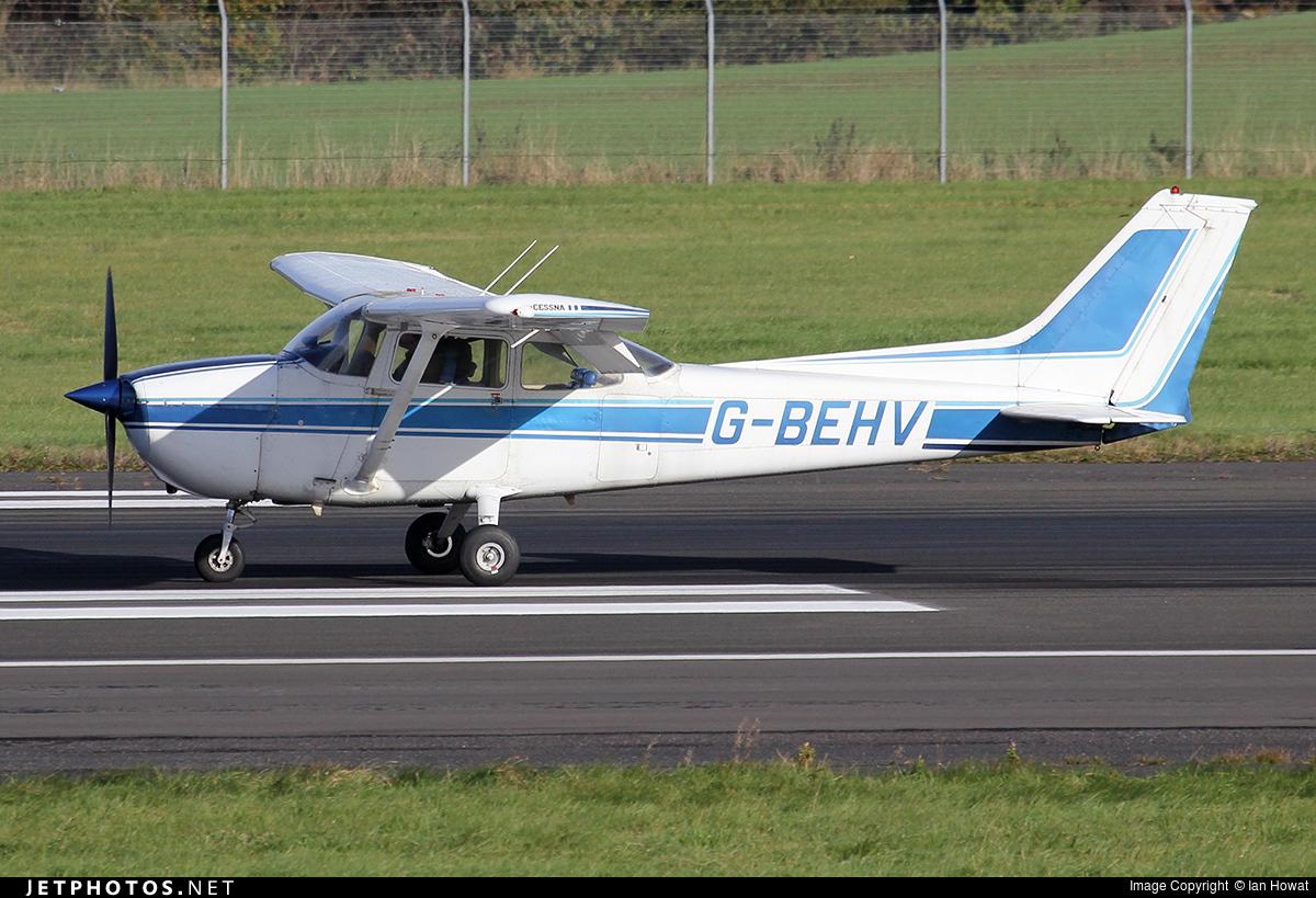 G-BEHV - Reims-Cessna F172N Skyhawk II - Private