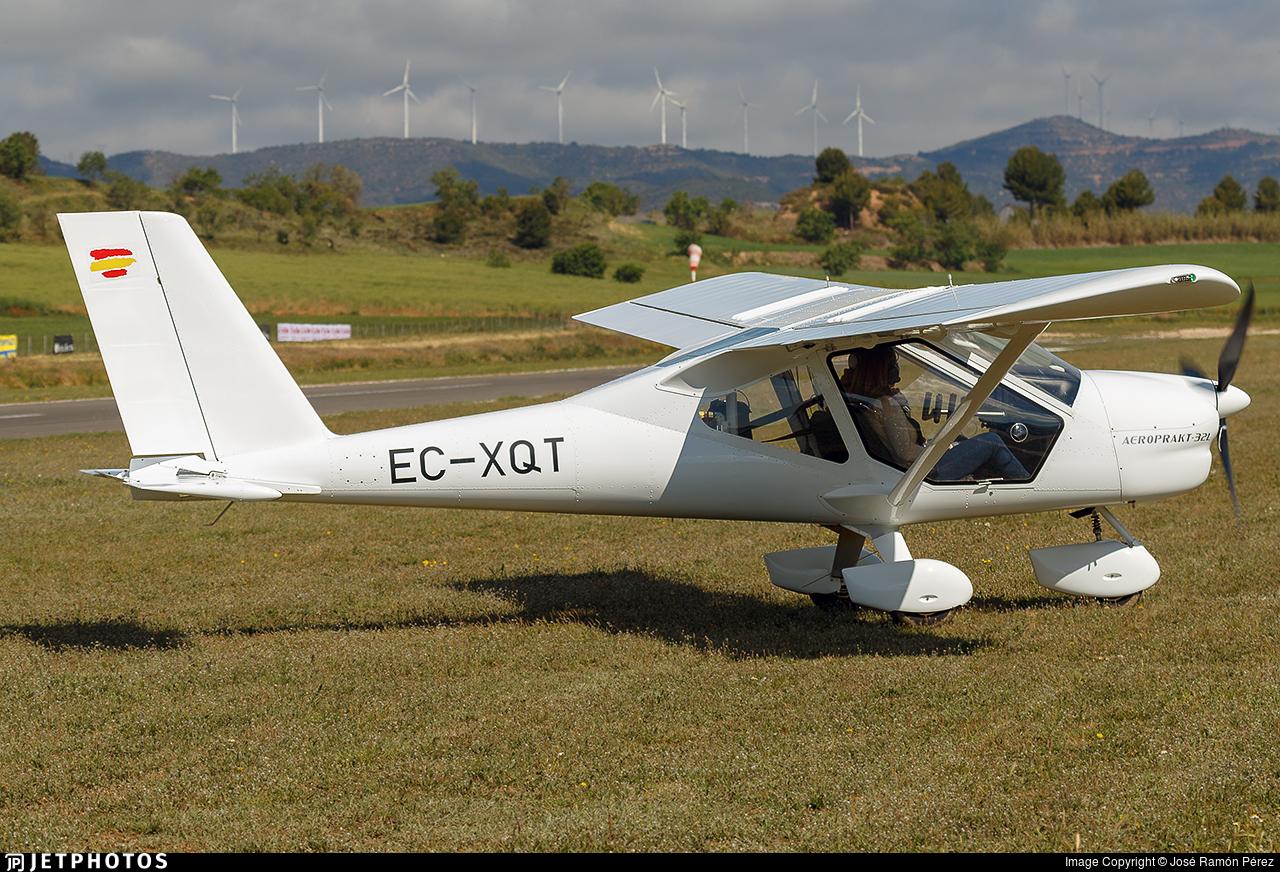 EC-XQT - Aeroprakt A-32L - Private