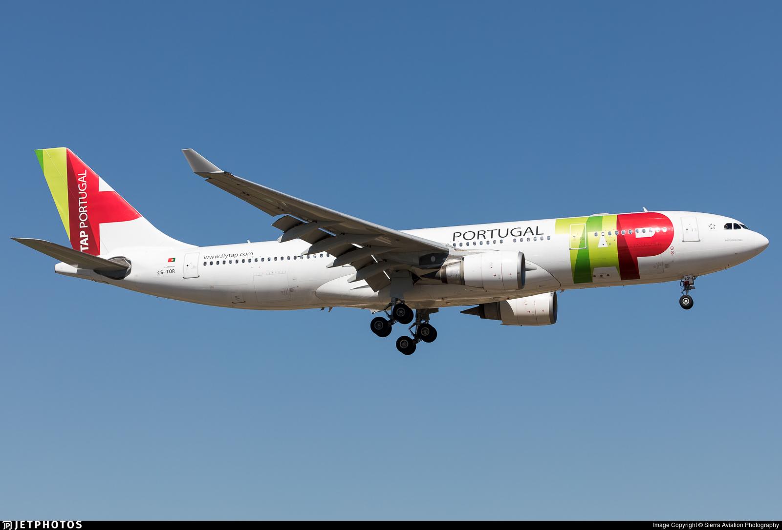 CS-TOR - Airbus A330-203 - TAP Portugal