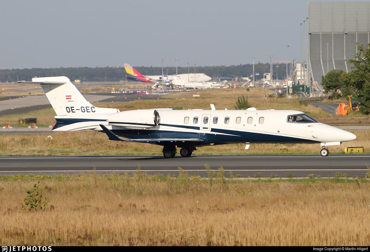 OE-GEC - Bombardier Learjet 75 - International Jet Management
