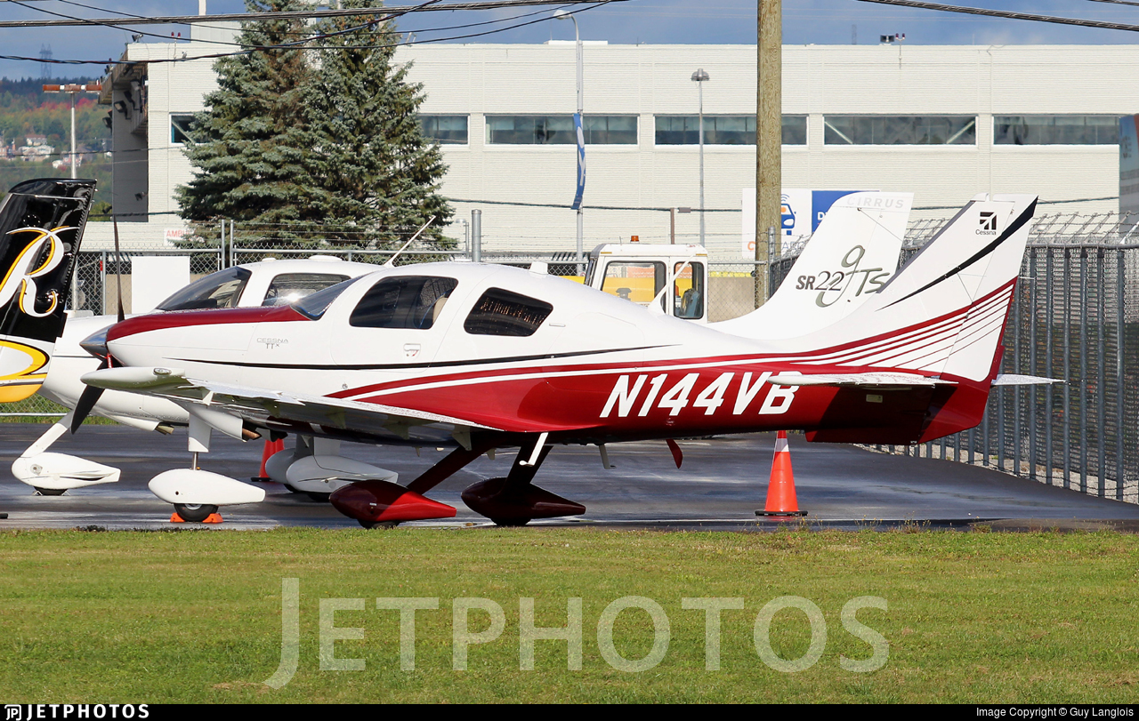 N144VB - Cessna T240 Corvalis TTX - Private