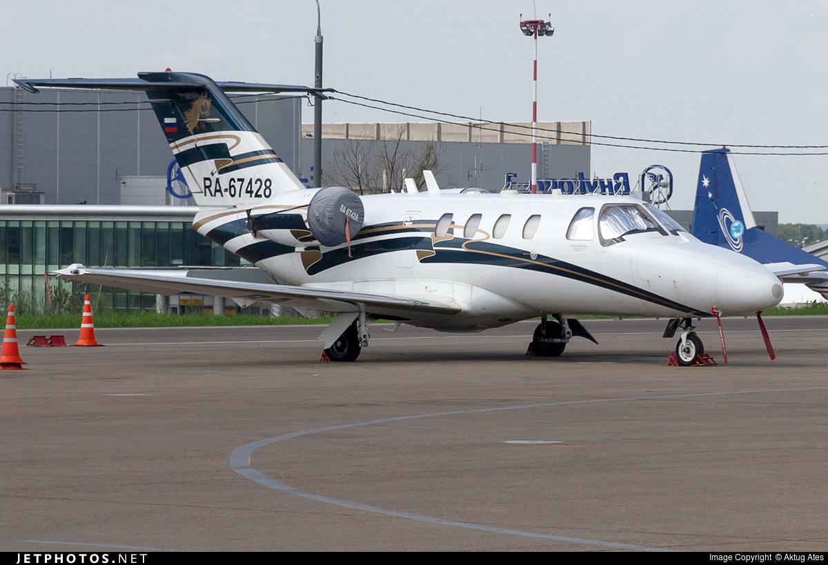 RA-67428 - Cessna 525 Citationjet CJ1 - Jet Travel Club