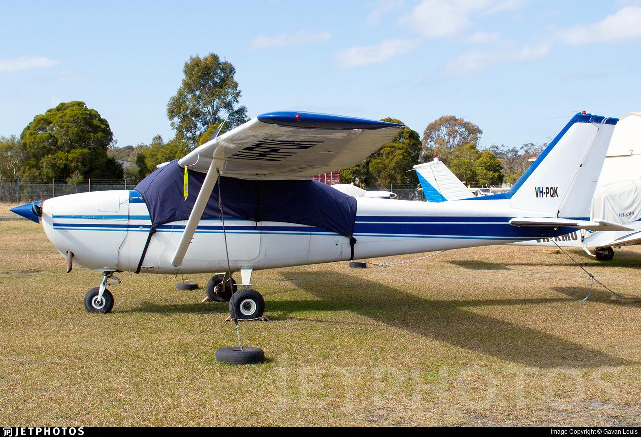 VH-PQK - Cessna 172F Skyhawk - Private