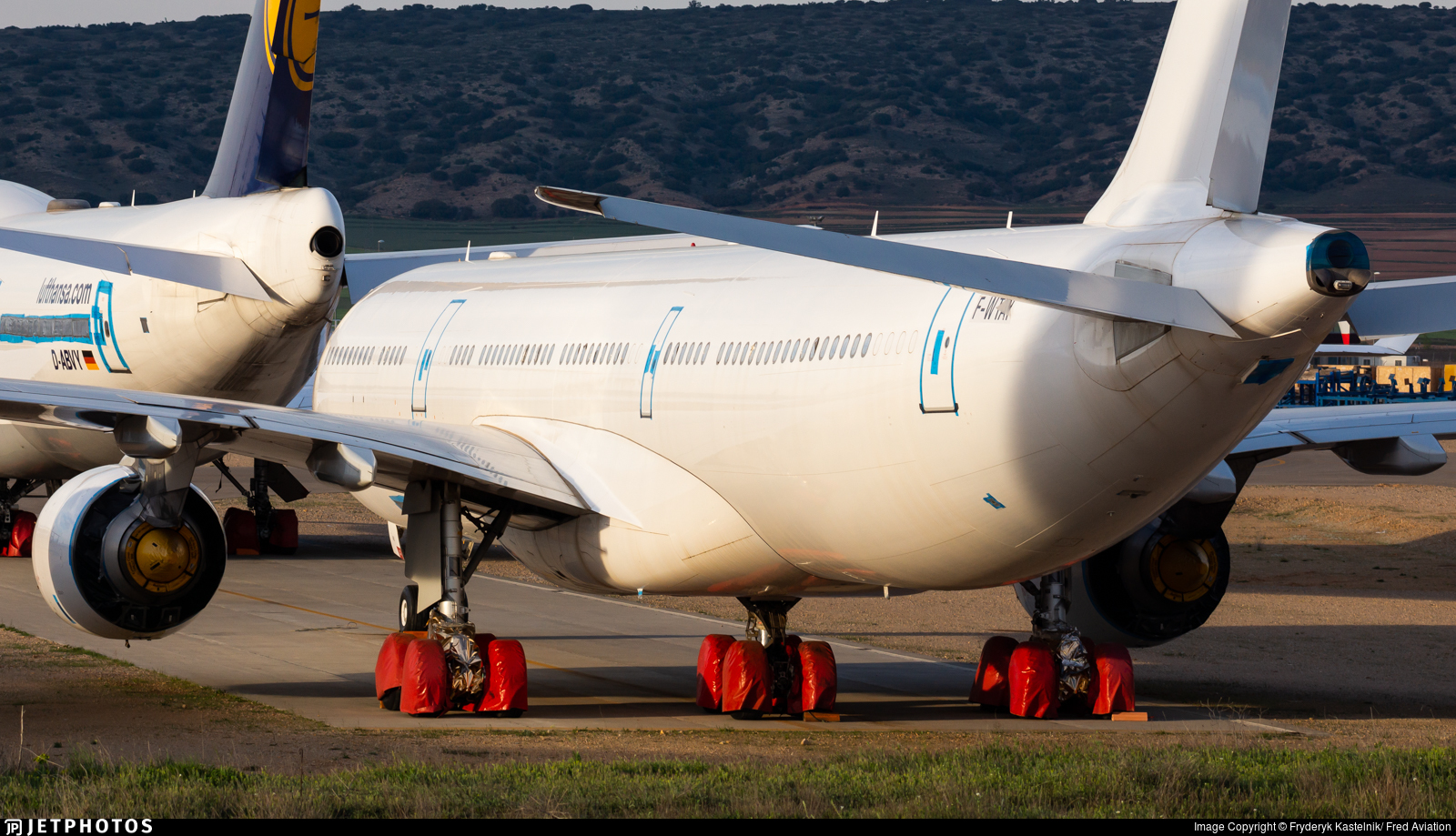 F-WTAY - Airbus A340-541 - Untitled