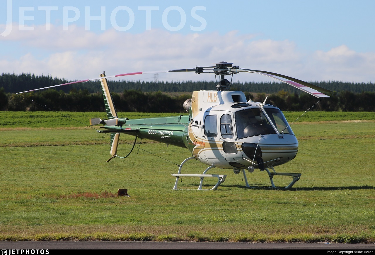 ZK-HLB - Eurocopter AS 350B2 Ecureuil - Central Helicopters