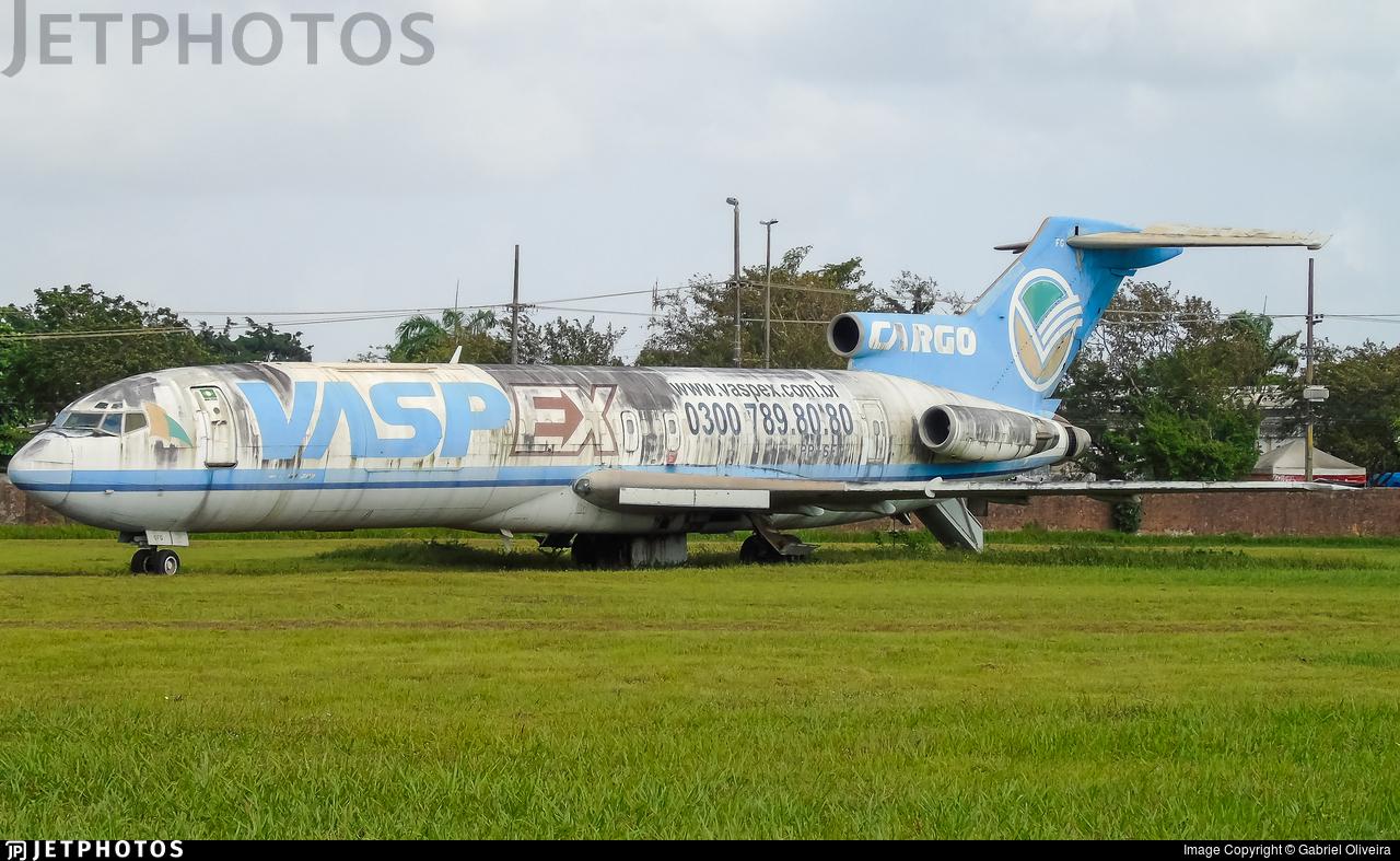 PP-SFG - Boeing 727-2Q4(Adv)(F) - VaspEx