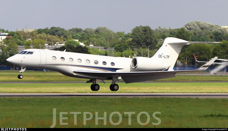 OE-LTF - Gulfstream G650 - LaudaMotion Executive