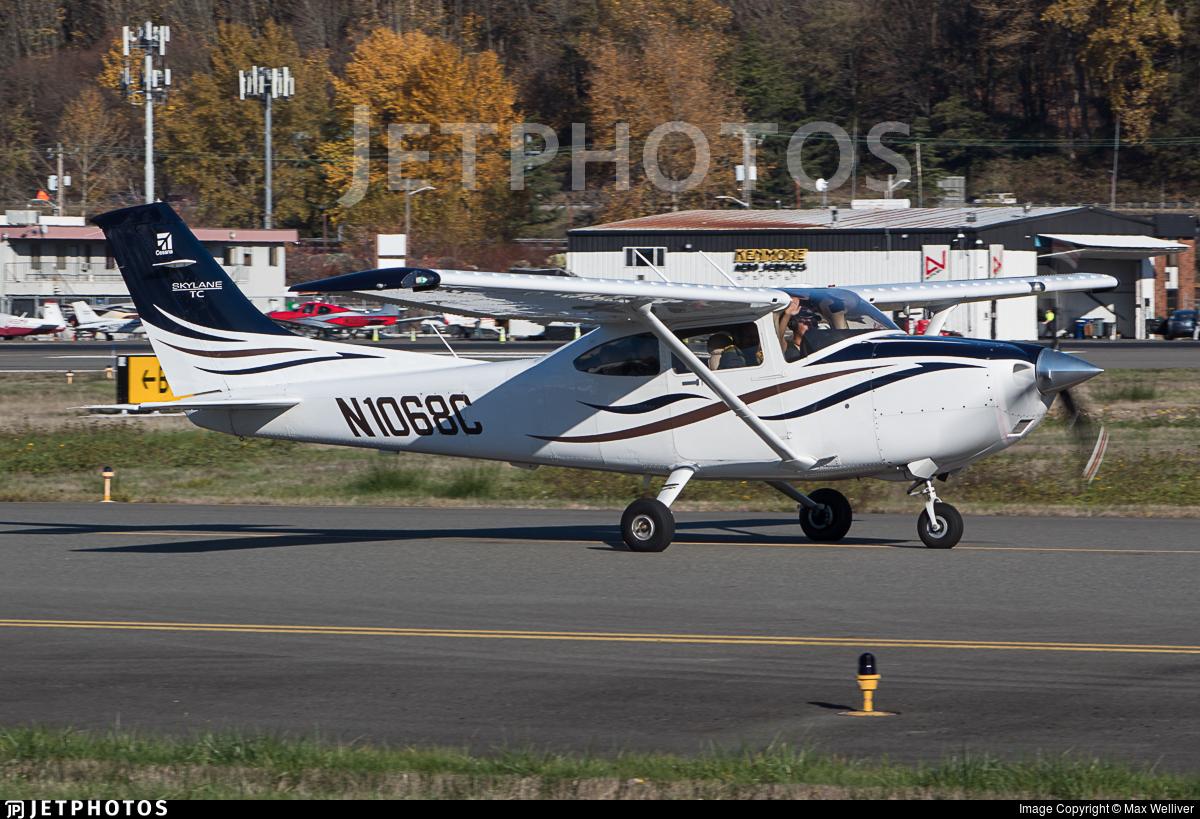 N1068C - Cessna 182T Skylane - Galvin Flying Services