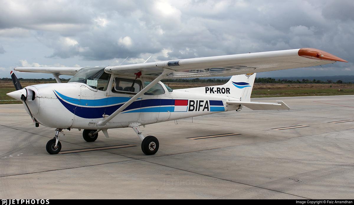 PK-ROR - Cessna 172P Skyhawk - Bali International Flight Academy