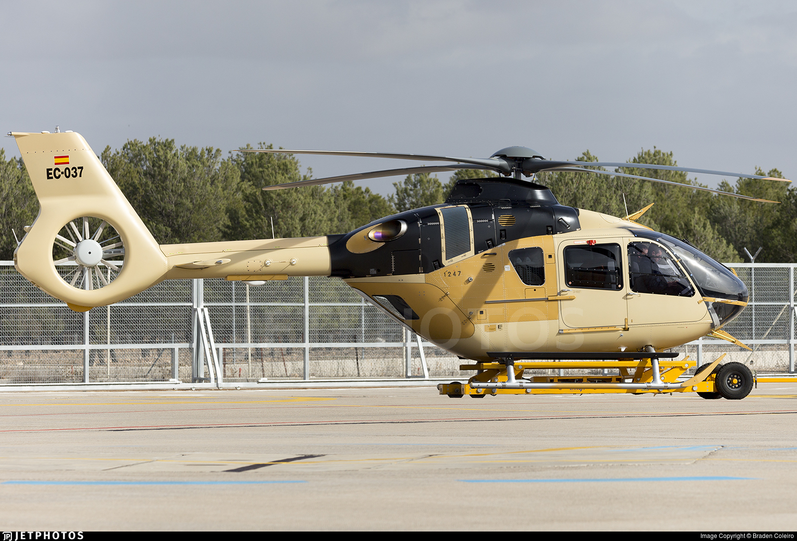 EC-037 - Airbus Helicopters H135 - Airbus Helicopters