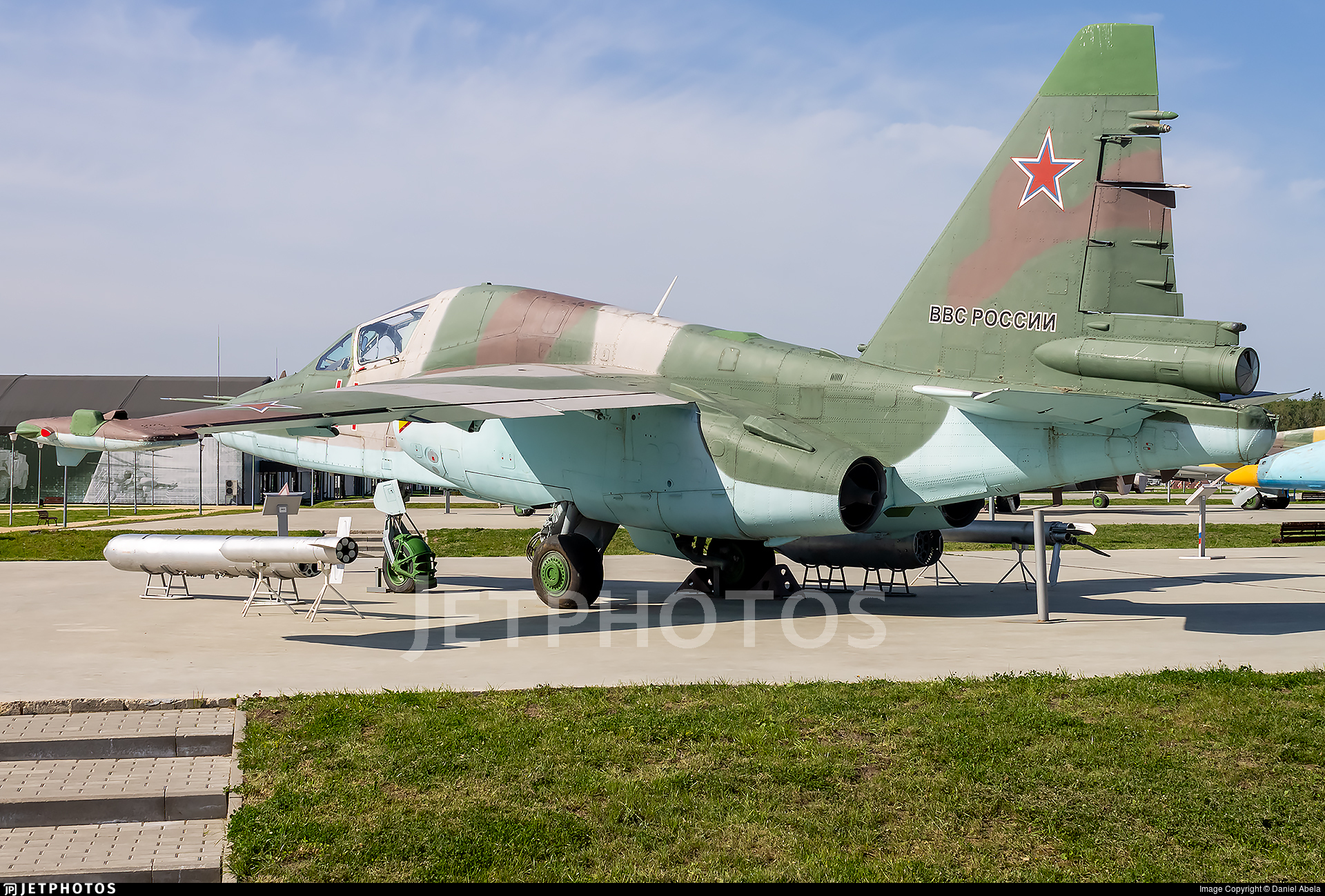 11 - Sukhoi Su-39 Frogfoot - Russia - Air Force
