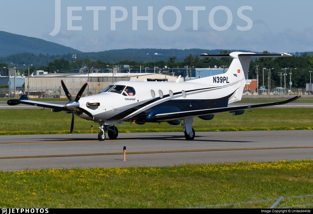 N39PL - Pilatus PC-12/47E - Private