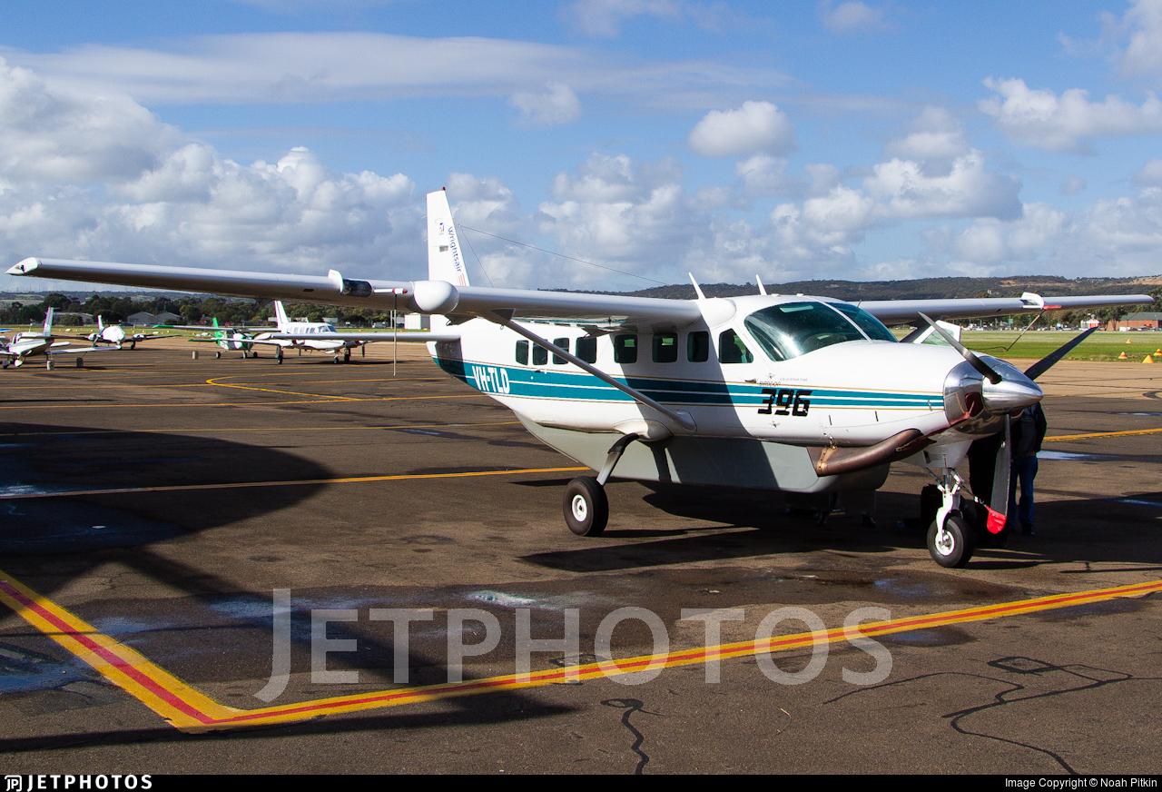 VH-TLD - Cessna 208B Grand Caravan - Broome Aviation