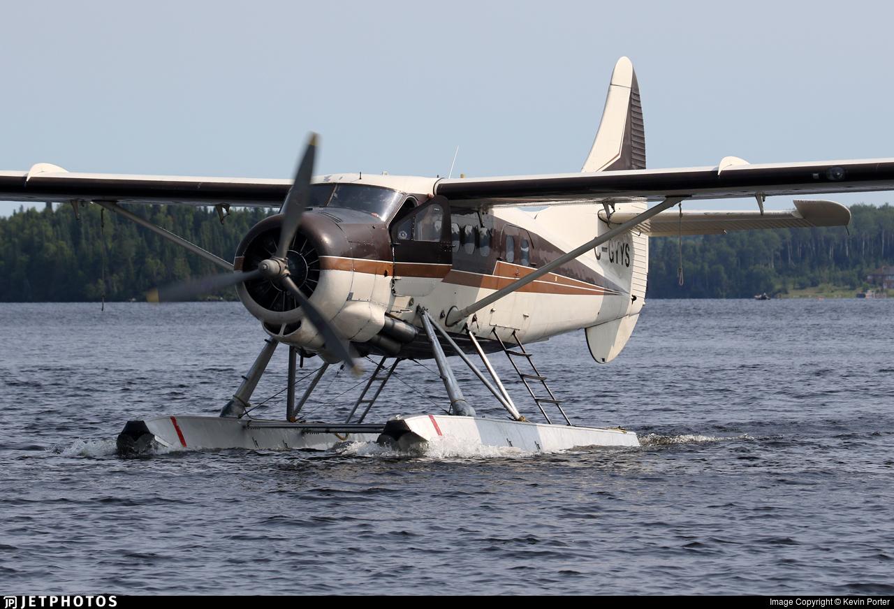 C-GYYS - De Havilland Canada DHC-3 Otter - Chimo Air Service
