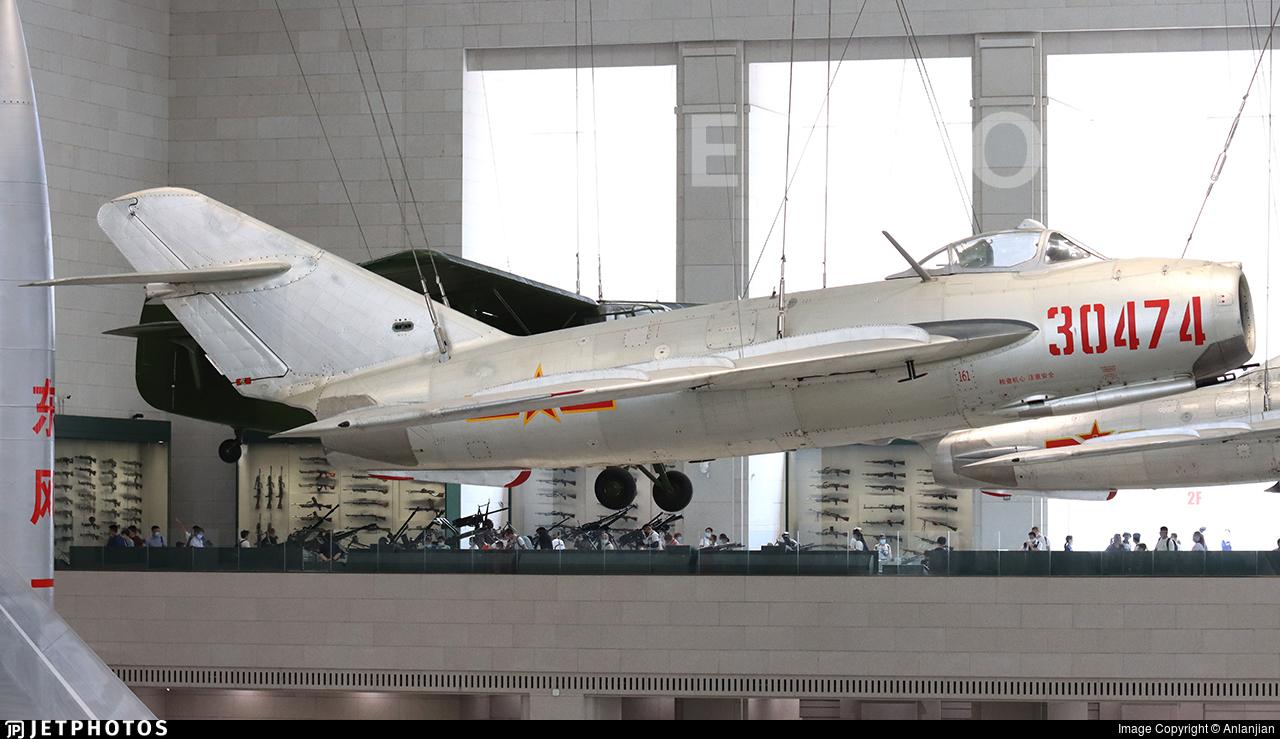 30474 - Shenyang J-5 - China - Air Force