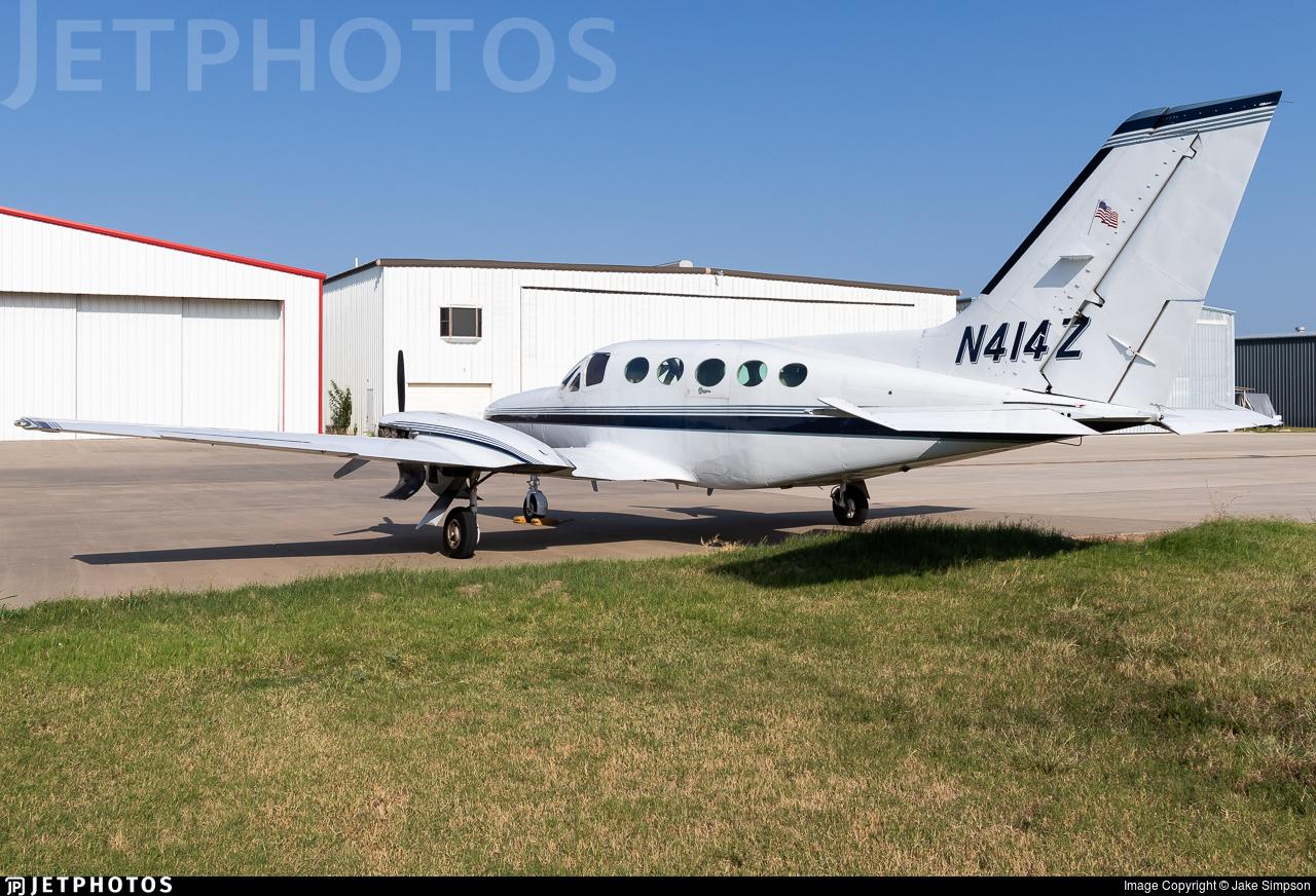N414Z - Cessna 414A Chancellor - Private