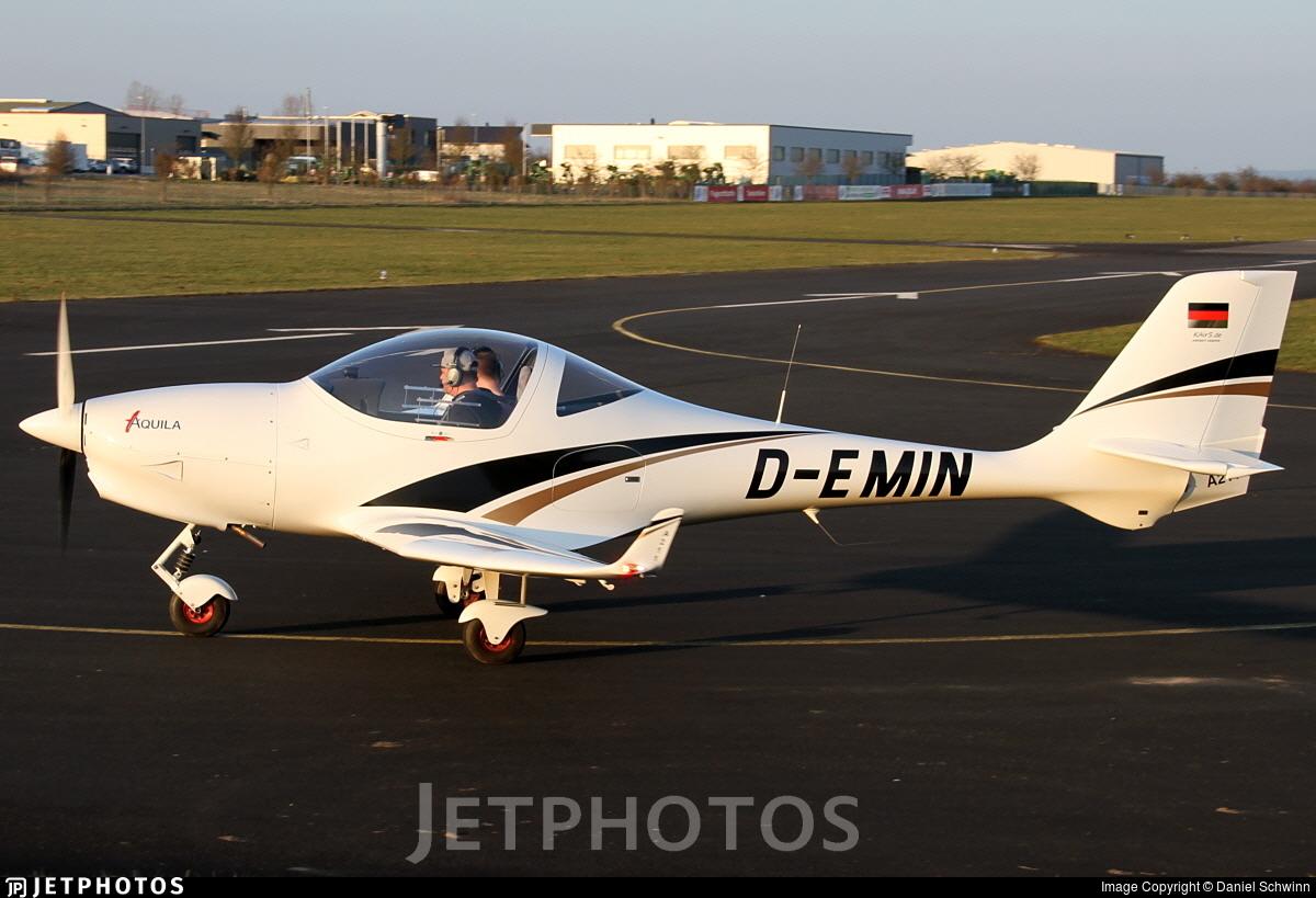 D-EMIN - Aquila A211 - Private