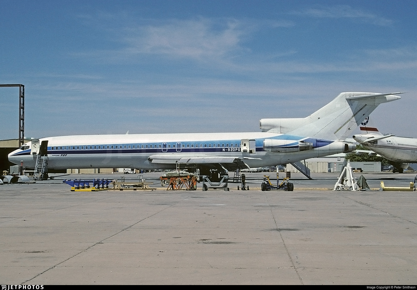 N920PG - Boeing 727-287(Adv) - Untitled