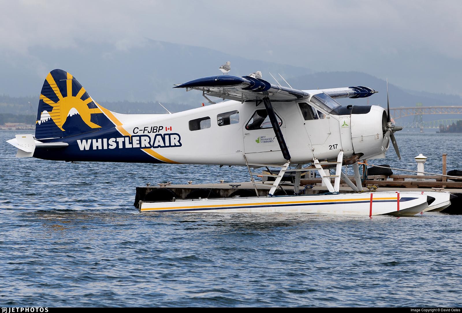 C-FJBP - De Havilland Canada DHC-2 Mk.I Beaver - Whistler Air