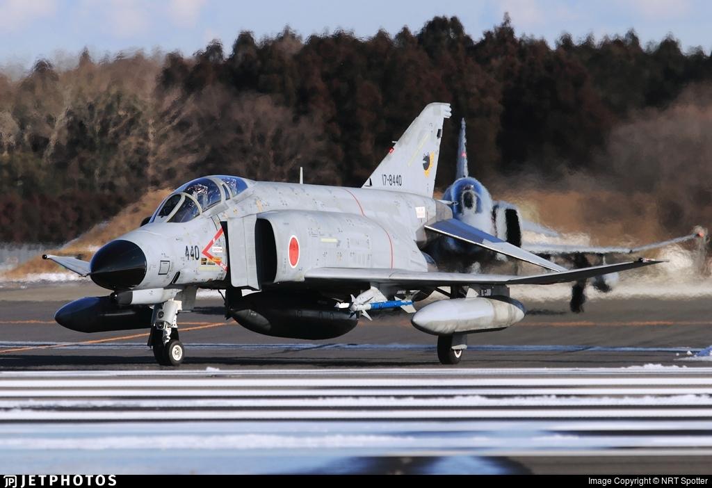 17-8440 - McDonnell Douglas F-4EJ Kai - Japan - Air Self Defence Force (JASDF)