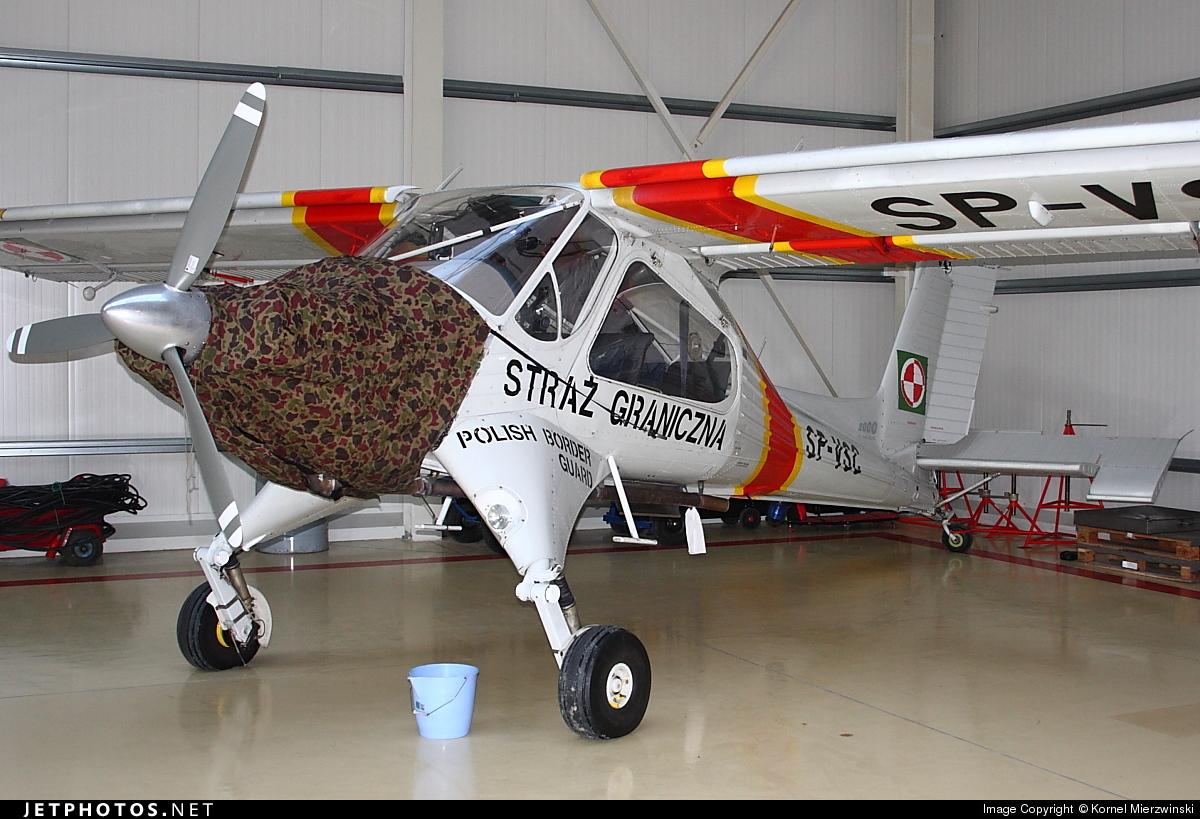 SP-VSC | PZL-Okecie 104M Wilga 2000 | Poland - Border Guard