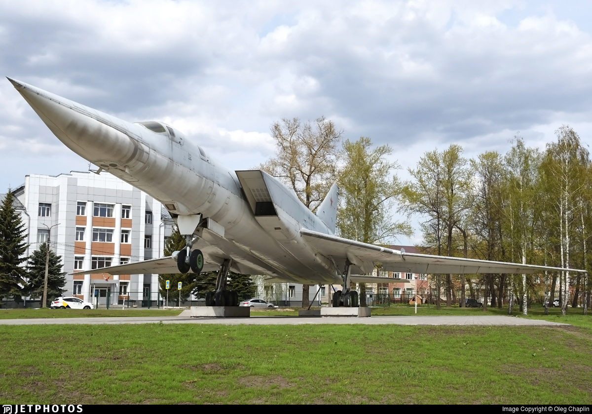 - Tupolev Tu-22M3 Backfire - Russia - Air Force